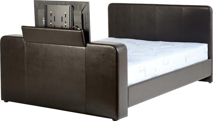 Ashley S Trade Carpet Centre Preston 4 Foot 6 Inch Tv Bed In