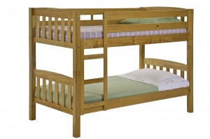 America Short Bunk Bed 2ft6