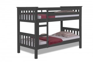 Barcelona Bunk Bed 3ft Graphite