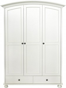 Versailles 3 Door 2 Drawer Wardrobe