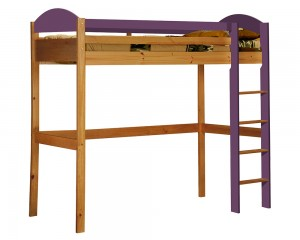Maximus High Sleeper Antique With Lilac Details