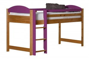 Maximus Mid Sleeper Antique With Lilac Details