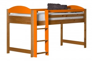 Maximus Mid Sleeper Antique With Orange Details