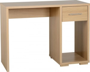 Kingston Computer Desk Euro Oak