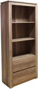 Canyon Oak Bookcase