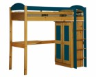 Maximus High Sleeper Set 1 Antique With Blue Details