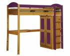 Maximus High Sleeper Set 1 Antique With Lilac Details