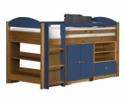 Maximus Mid Sleeper Set 2 Antique With Blue Details